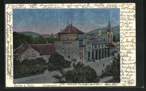 Luna-AK Goslar a. Harz, Hotel Achtermann