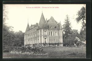 AK Gaillon, Chateau du Parc