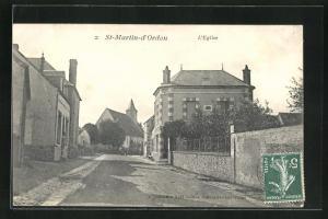 AK St-Martin-d'Ordon, l'Eglise