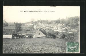 AK Villefranche-Saint-Phal, Cote de Joigny