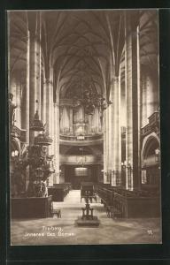 AK Freiberg, Inneres des Domes