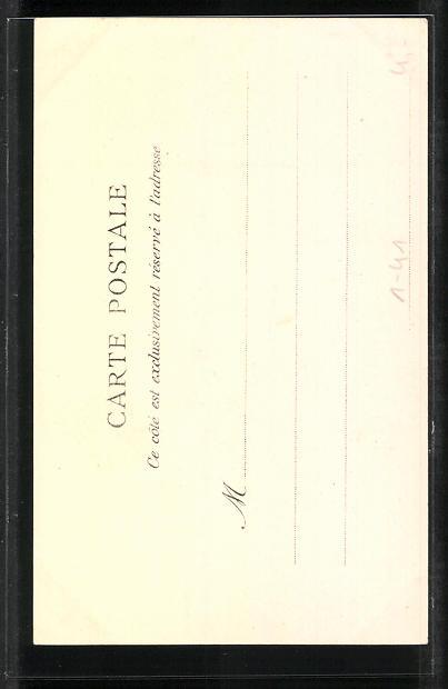AK Souvenir du centenaire de Victor Hugo 1