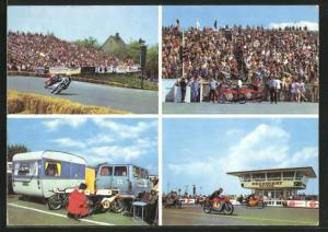 AK Hohenstein-Ernstthal, Sachsenring-Rennen, Grosser Pries der DDR, Boxen, Fahrerlager, Start & Ziel