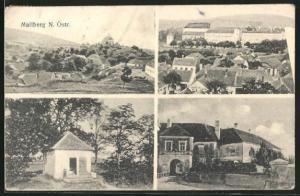 AK Mailberg, Panorama und Ortspartien