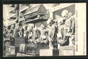 AK Palermo, Catacombe dei Cappuccini, Dettglio