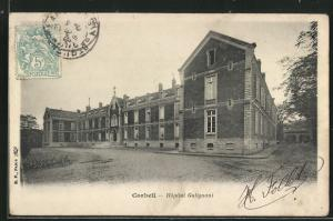 AK Corbeil, Hopital Galignani
