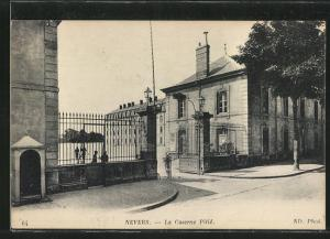 AK Nevers, La Caserne Pitie