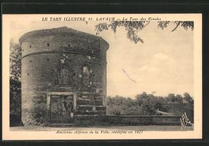 AK Lavaur, la tour des Rondes