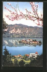 AK Isola S. Giulio, Panorama