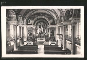 AK Menzingen, Institut, Kirche