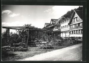 AK Hinwil, Kurhaus Hasenstrick am Bachtel