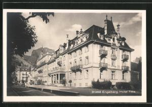 AK Engelberg, Hotel Titlis