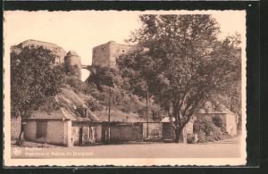 AK Bouillon, Pont-levis et bastion de Bourgogne