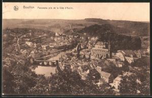 AK Bouillon, Panorama pris de la Côté d`Auclin