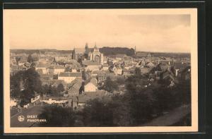 AK Diest, vue panoramique