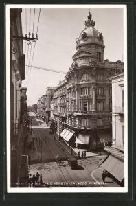 AK Bari, Via Vittorio Veneto, Palazzo Mincuzzi