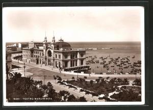 AK Bari, Teatro Margherita