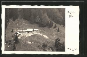 AK Bayernhütte, Panorama mit