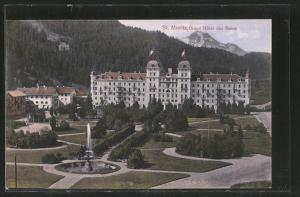 AK St. Moritz, Grand Hotel des Bains