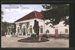AK Harkány, Gyógyterem, Restaurant