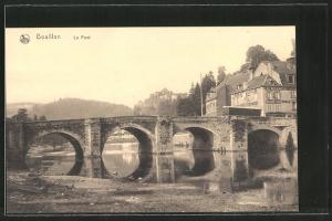 AK Bouillon, le pont