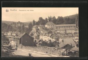 AK Bouillon, Panorama et voie Jockey