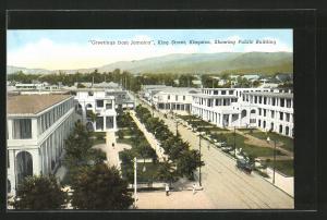 AK Kingston, King Street showing Public Building