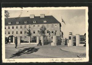 AK Liegnitz, Kaserne Siegeshöhe mit