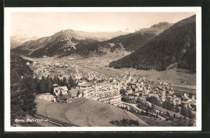 AK Davos-Platz, Panorama