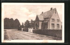 AK Deurne, Haus in der Stationstraat