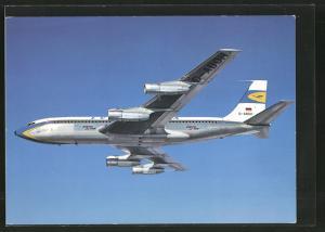 AK Flugzeug Boeing Jet 720 B der Lufthansa