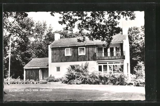 AK Zuidwolde, Villa Suthwalda 0