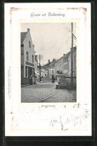 AK Valkenburg, Blick in die Grootestraat