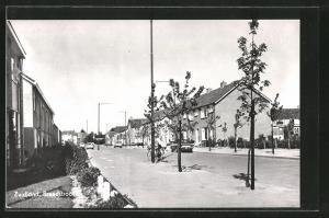 AK Zuidland, Breedstraat, Strassenansicht