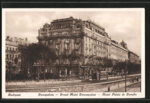 AK Budapest, Grand Hotel Donaupalast