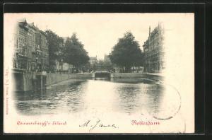 AK Rotterdam, Couwenburgh's Eiland