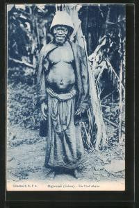 AK Ogooue, Un chef Akalai, Häuptling