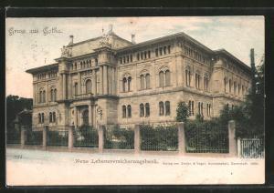 AK Gotha, Neue Lebensversicherungsbank