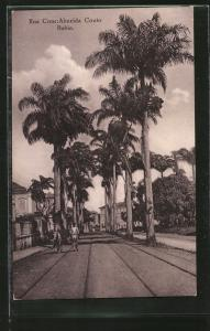 AK Bahia, Rua Cons. Almeida Couto