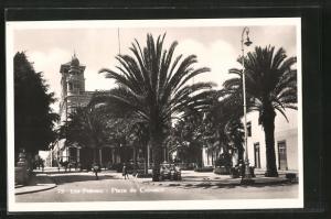 AK Las Palmas, Plaza de Cairasco