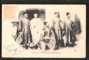 AK Conakry, Groupe de Musulmans