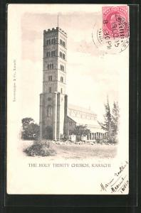AK Karachi, The Holy Trinity Church