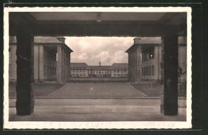 AK Lippstadt, Blick zur Kaserne