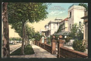 AK Habana, Calle en el Vedado