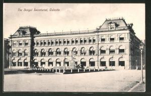 AK Calcutta, The Bengal Secretariat