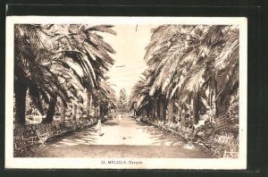 AK Melilla, Parque
