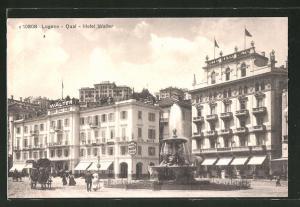 AK Lugano, Hotel Walter