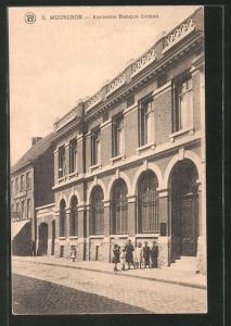 AK Mouscron, Ancienne Banque Leman