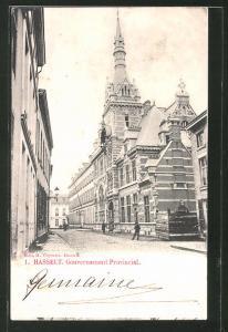 AK Hasselt, Gouvernement Provincial