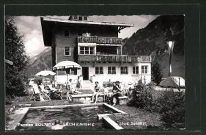 AK Lech a. Arlberg, Pension Solaria